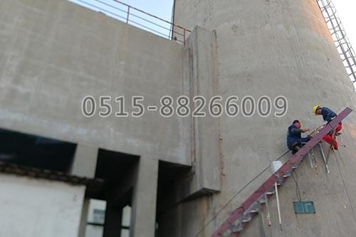 烟囱安装旋转梯